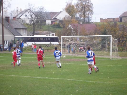 Fotbal- Muži 2008 - klikni pro větší velikost